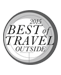 Outside Travel Awards 'Best Outfitter' Runner Up