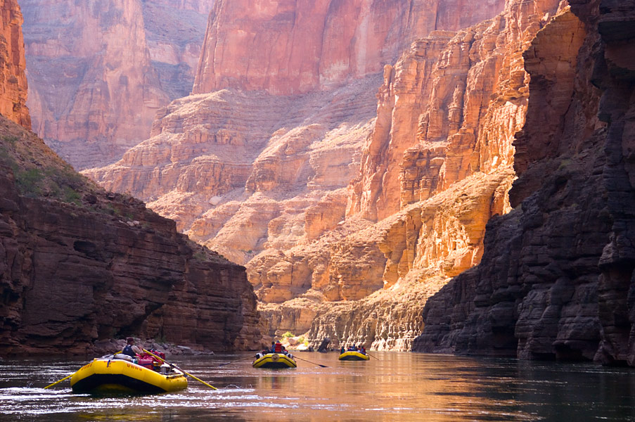 Tour West Grand Canyon River Trips