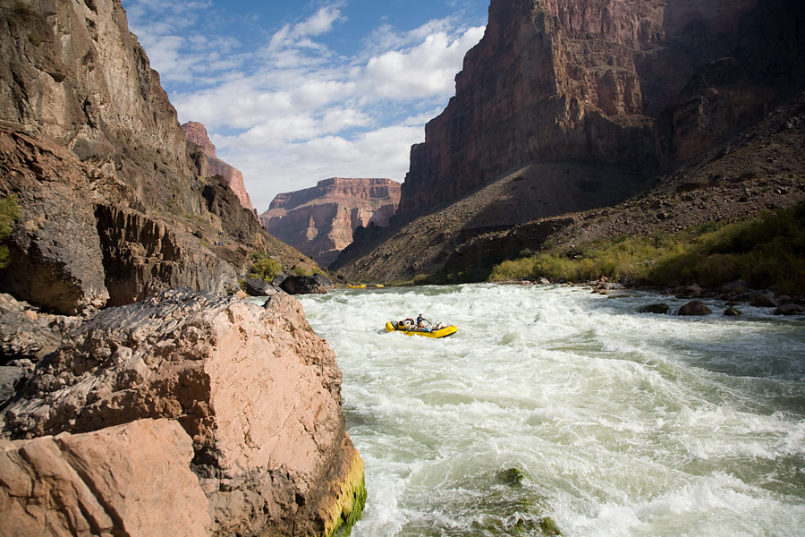river rafting trips in the grand canyon