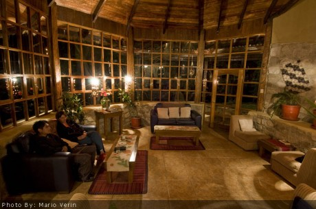 Lucma Lodge Living Room