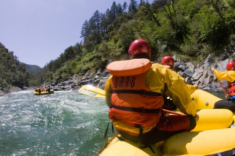 California Rafting Photo Credit: Justin Bailie