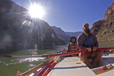 Grand Canyon Dories: Phantom Ranch to Diamond Creek