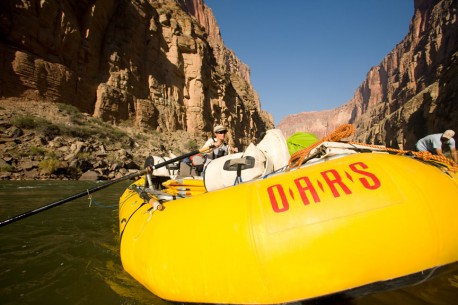 Grand Canyon Rafting: Phantom Ranch to Diamond Creek