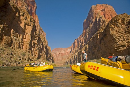 Grand Canyon Rafting: Phantom Ranch to Whitmore Wash