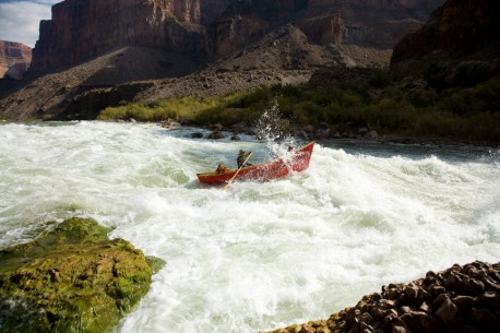 Grand Canyon Dories: Phantom Ranch to Whitmore Wash
