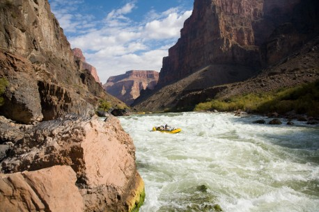 Colorado River through the Grand Canyon