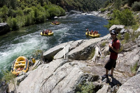 California Whitewater Rafting on the Middle Fork American River