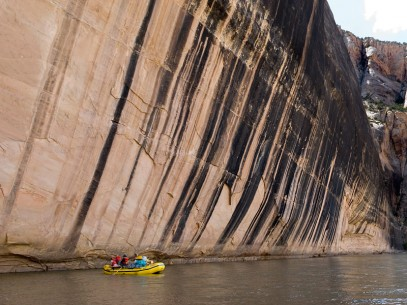 Tiger Wall - Yampa River