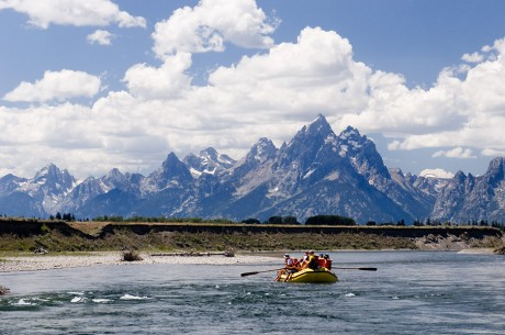Snake River Rafting & Jackson Lake Kayaking in Grand Teton National Park