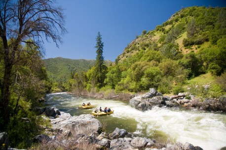The Wold & Scenic Merced River