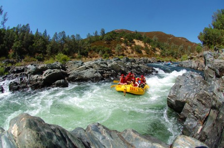 South Fork American River Rafting