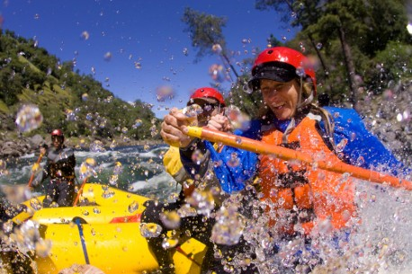 Tuolumne River Whitewater Rafting