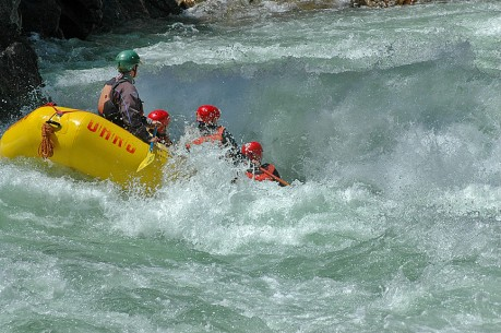 Clavey Falls | Tuolumne River Whitewater Rafting