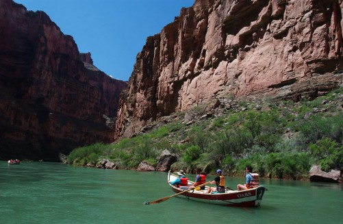 Grand Canyon Dories - Lees Ferry to Diamond Creek
