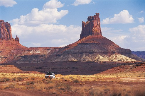 Guided Interpretive Backcountry Vehicle Tours