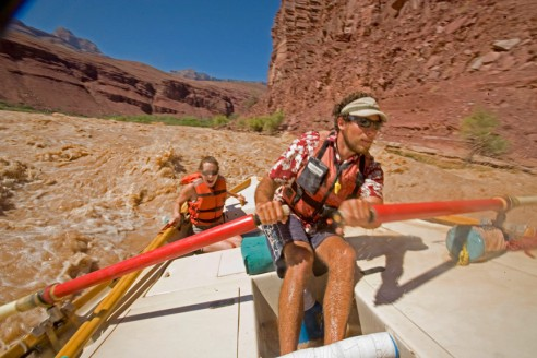 Grand Canyon Dories - Lees Ferry to Lake Mead