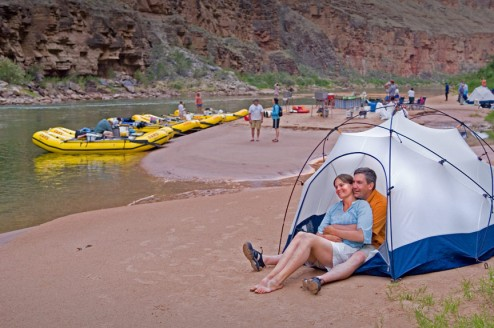Grand Canyon Rafting - Lees Ferry to Phantom Ranch