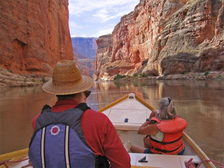 Grand Canyon Dories - Lees Ferry to Phantom Ranch