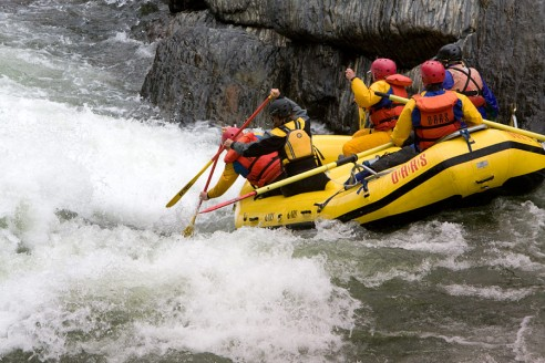 California Whitewater Guide School
