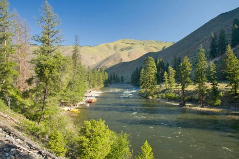 Middle Fork | Main Salmon River Rafting Combo