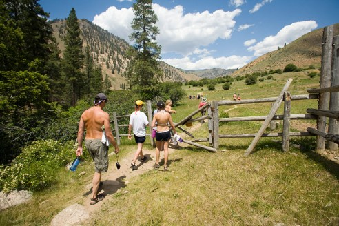 Idaho Hiking: Middle Fork of the Salmon River