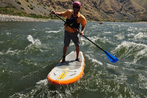 Idaho Stand Up Paddleboard Experience