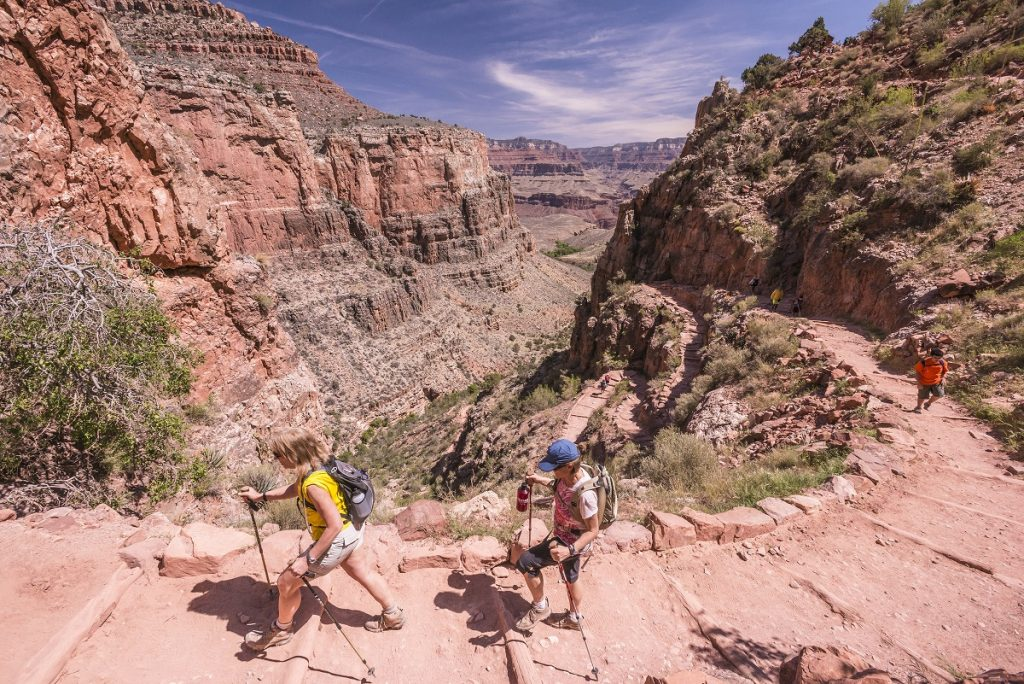 Grand Canyon Hiking: How to Survive the Bright Angel Trail and Enjoy It