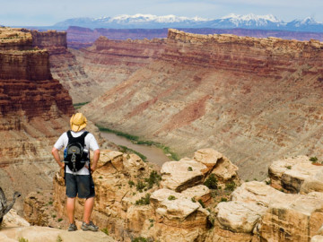 Falling For Utah, Hiking & Rafting Canyonlands' Backcountry