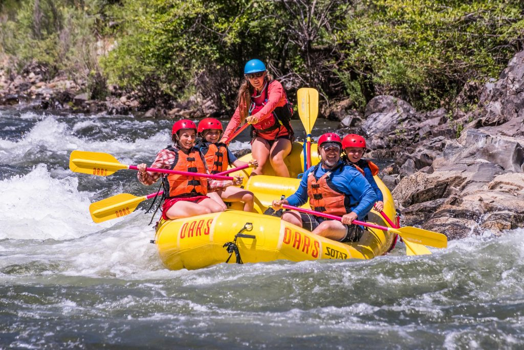 Multi-day River Trips: The Ideal Family Vacation