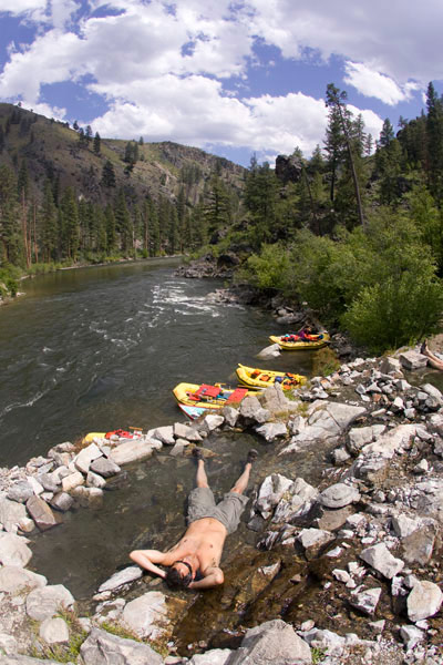 Idaho adventure: Middle Fork of the Salmon River rafting trip