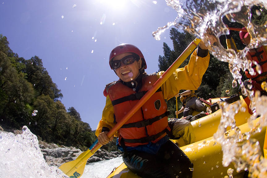Photo Gallery: California whitewater rafting