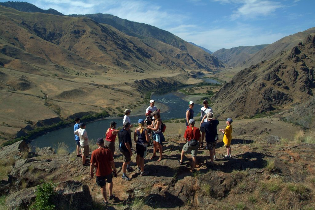 Hells Canyon hiking