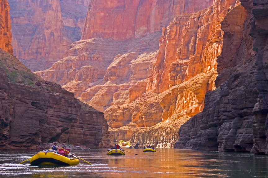 Win a Grand Canyon Rafting Trip