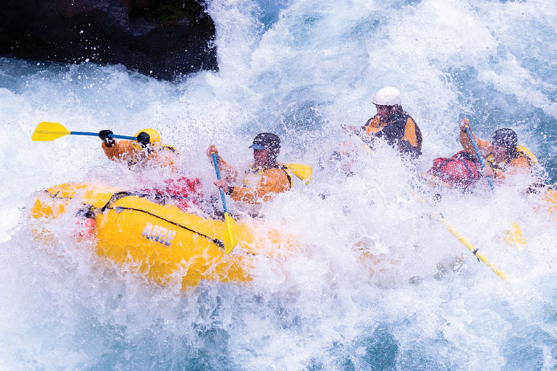 PHOTOS: Top 10 Whitewater Rafting Trips on the Planet
