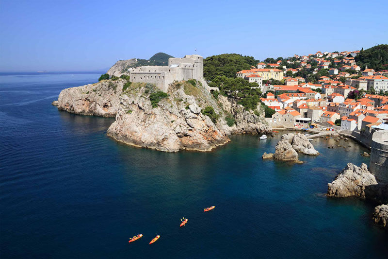 10 of the Best Sea Kayaking Spots in the World | Croatia | Photo: Irakite