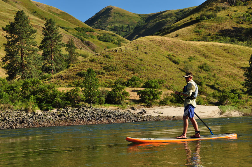 Gifts for Outdoor Lovers | Stand up Paddleboard