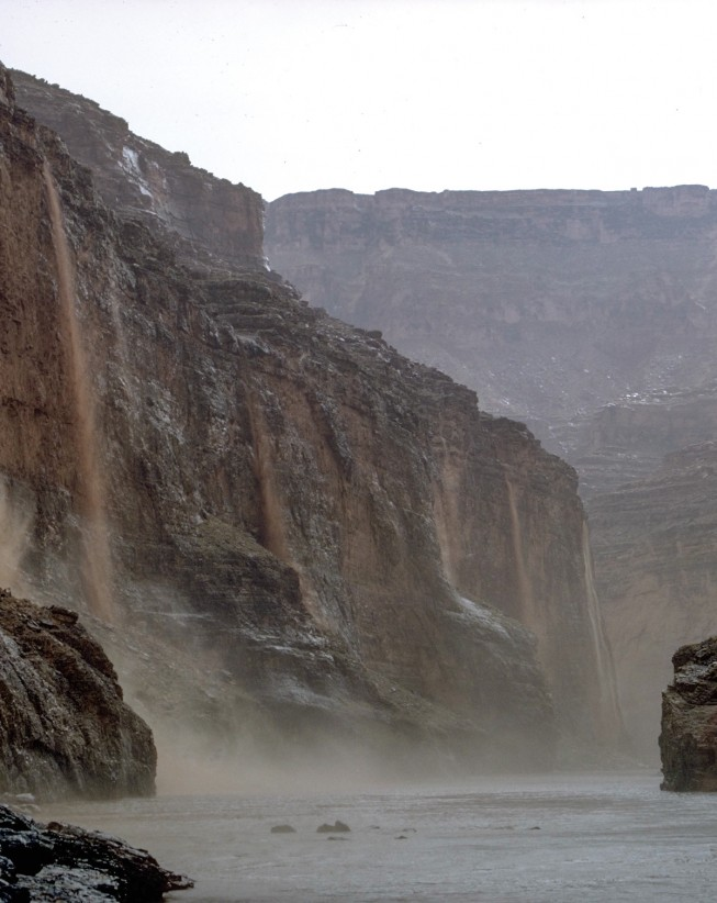 Monsoon in the Grand Canyon