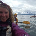 Day 40 of 45, kayaking the Inside Passage of Alaska.Photo: Gina Jozef O.A.R.S. Outdoor Selfie Contest Top 10