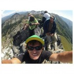 13,000-foot selfie. Summit of Mt. Ida on a Colorado road trip with the breeges.Photo:Josh Pipkin O.A.R.S. Outdoor Selfie Contest Top 10