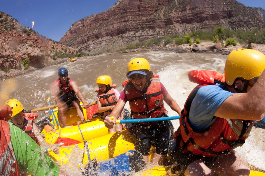 Top U.S. Whitewater Rafting Destination for 2014