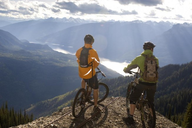 Sacred Rides Ultimate BC Adventure