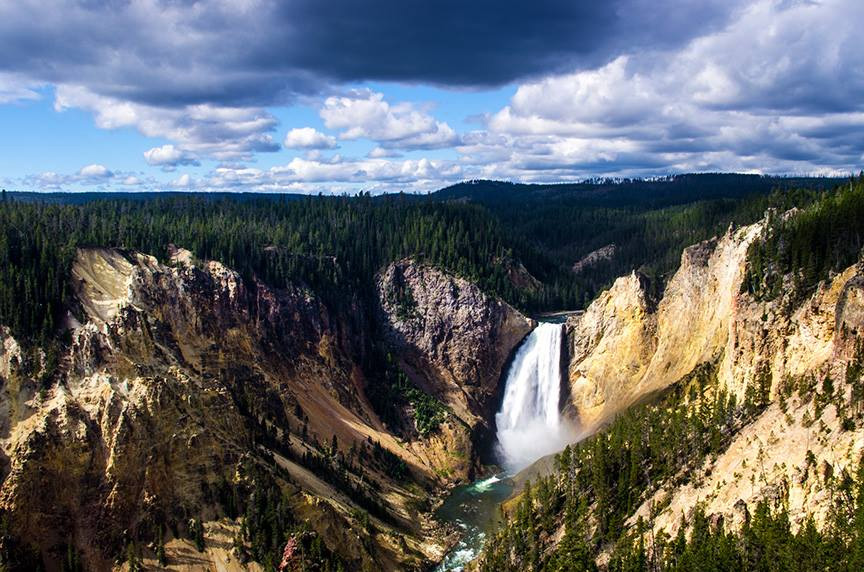 Yellowstone National Park: Beyond Old Faithful