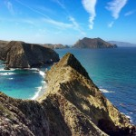 Channel Islands National Park, California Between Anacapa and Santa Cruz Islands, two of the five islands that make up Channel Islands National Parkoff of California's southern coast,there are 200 sea cavesthat can be explored by kayak. Photo:James Chang