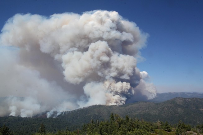Rim Fire - U.S. Department of Agriculture