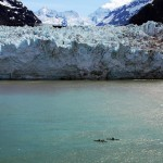Glacier Bay National Park, Alaska For a one-of-a-kind perspective of Margerie Glacier, paddlers can tackle the waters of Glacier Bay, part of Glacier National Park & Preserve. Photo:Raniel Diaz
