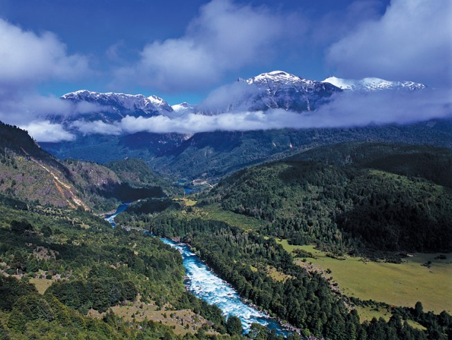 The Futaleufú, Chile - World's Top 10 Whitewater Kayaking Spot