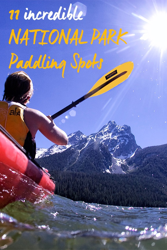 Paddle Off the Grid in Our National Parks