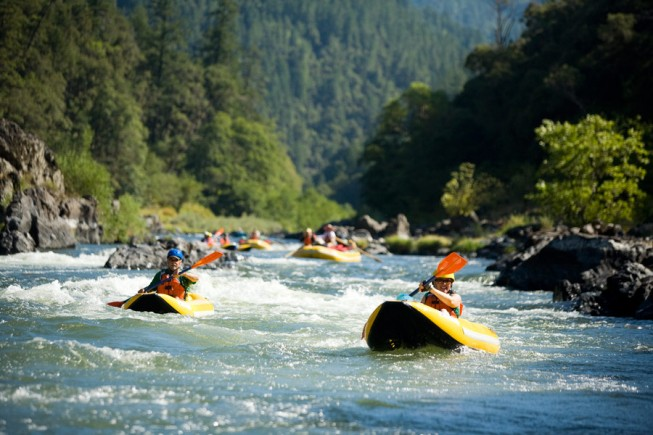 Rogue River Rafting, Oregon