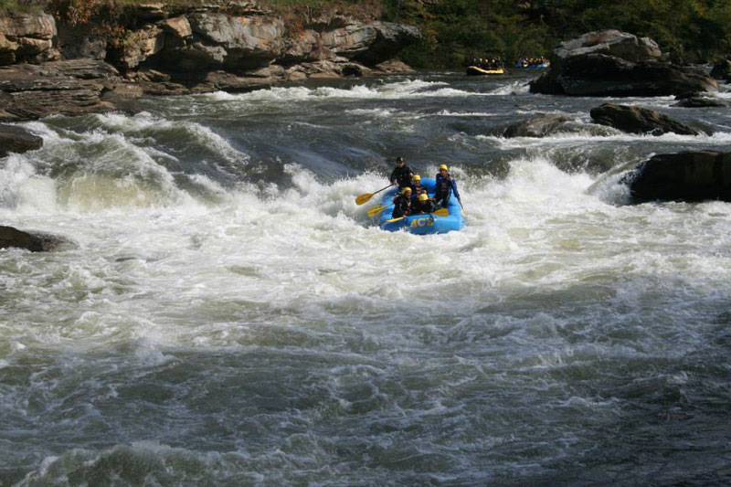 Gauley Rafting: What's All the Hype About?