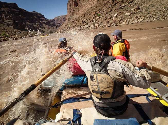 Cataract Canyon Rafting | Photo: Whit Richardson